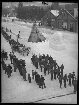 Activities, Banff Winter Carnival