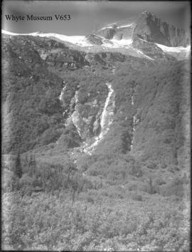 Falls in Asulkan Valley (No.57). 8/12/99