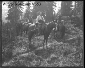 Group in Yoho Valley 8/1910