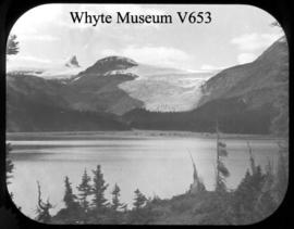 Bow Glacier, Upper Bow Lake 1902